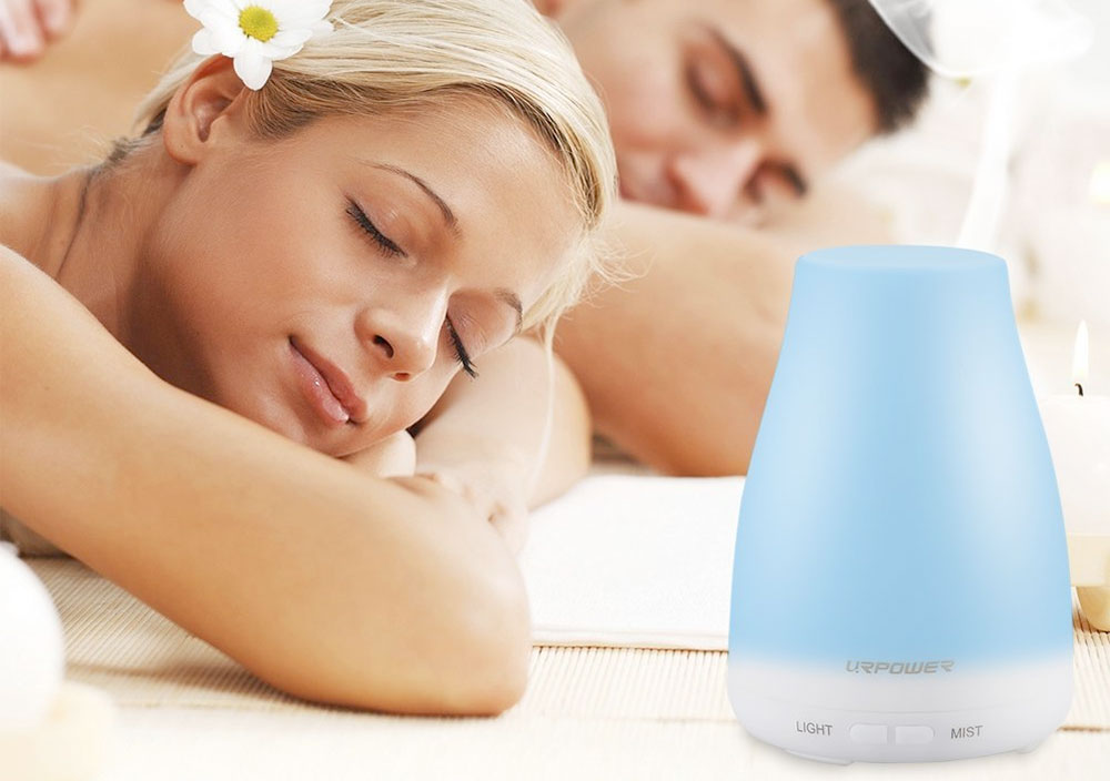 This 2-in-1 diffuser and humidifier has got your back.
