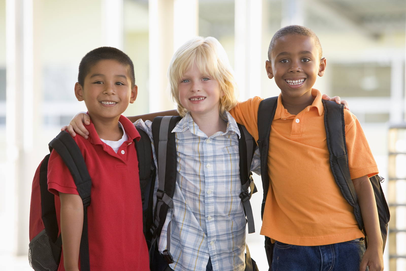 Experts offer suggestions for keeping our kids' spines in tip-top shape!