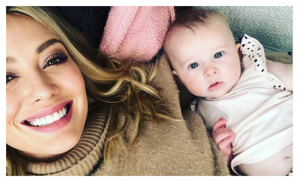 Hilary Duff shares beautiful Home birth videos