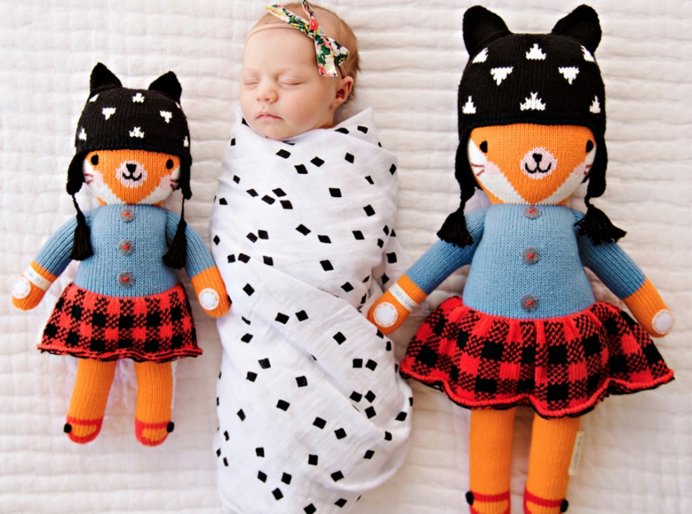 These handmade dolls give to Peruvian women trying to make it on their own