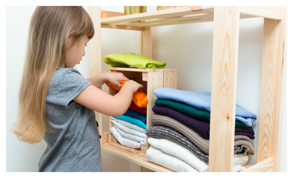 These Kids' Organic Clothing brands will help you minimalize your closet