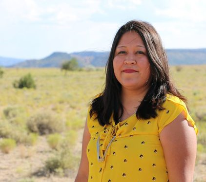Nicolle Gonzales envisions a birthing center where Indigenous women can receive culturally-centered care.
