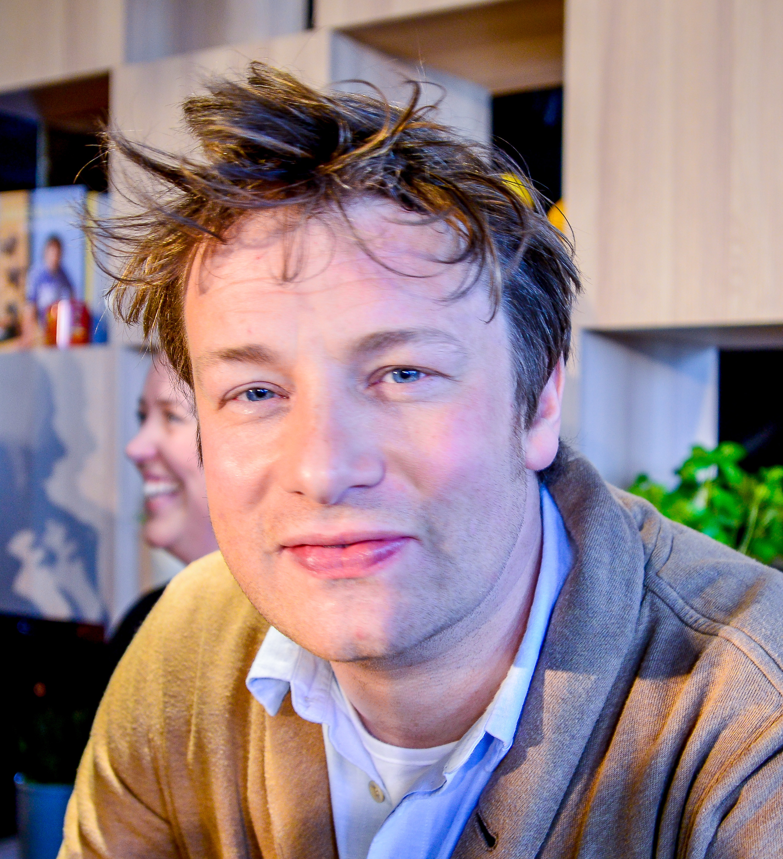 Were Jamie Oliver's Breastfeeding Comments Really Out of Line?