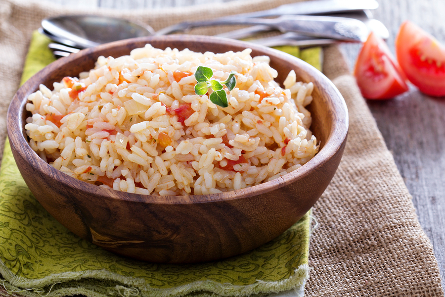 A Louisiana favorite inspired by Spanish and French cuisine - the perfect blend of spice and veggies.