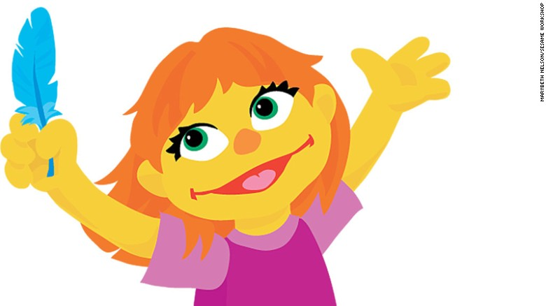 Sesame Street Welcomes First Autistic Character