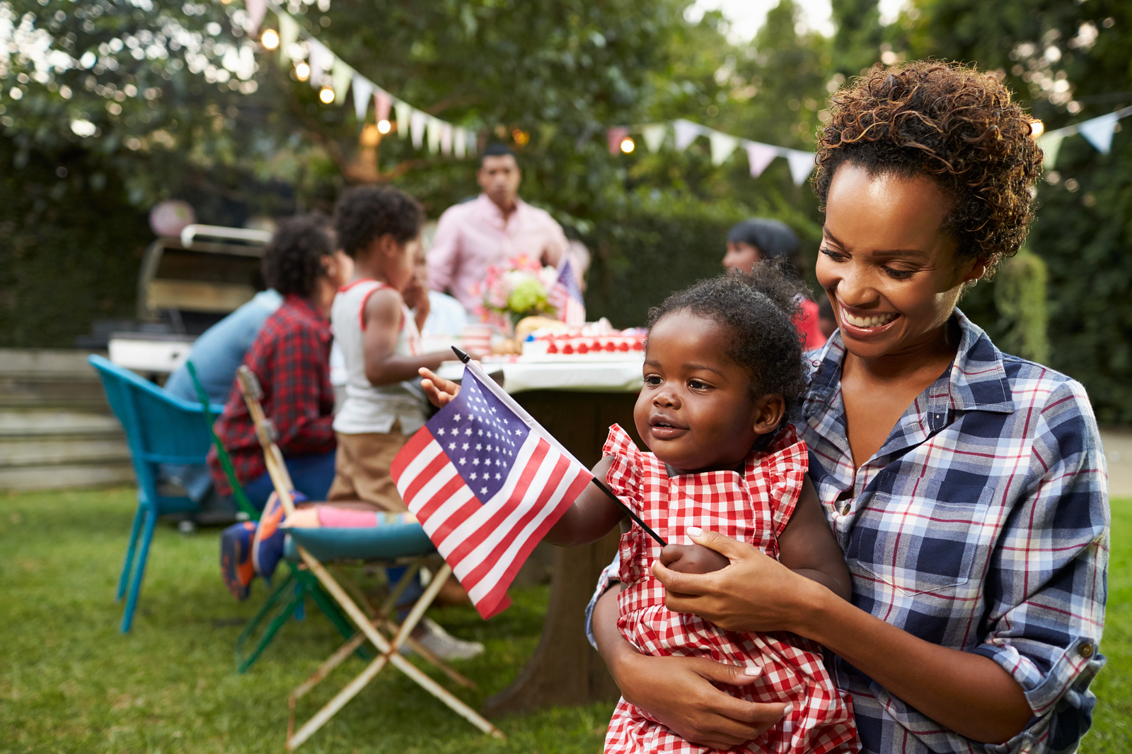 We've gathered some fun things for you to share in the July 4th celebrations!