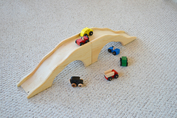 Image of: Keep 'Em Rolling Bridges and Tunnels Set