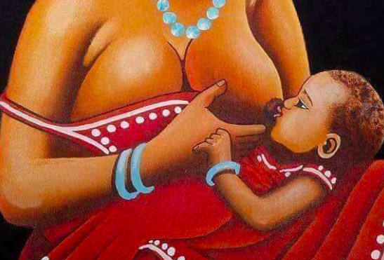 Women in Kenya are standing up for a restaurant patron who was told to breastfeed her little one in a bathroom.