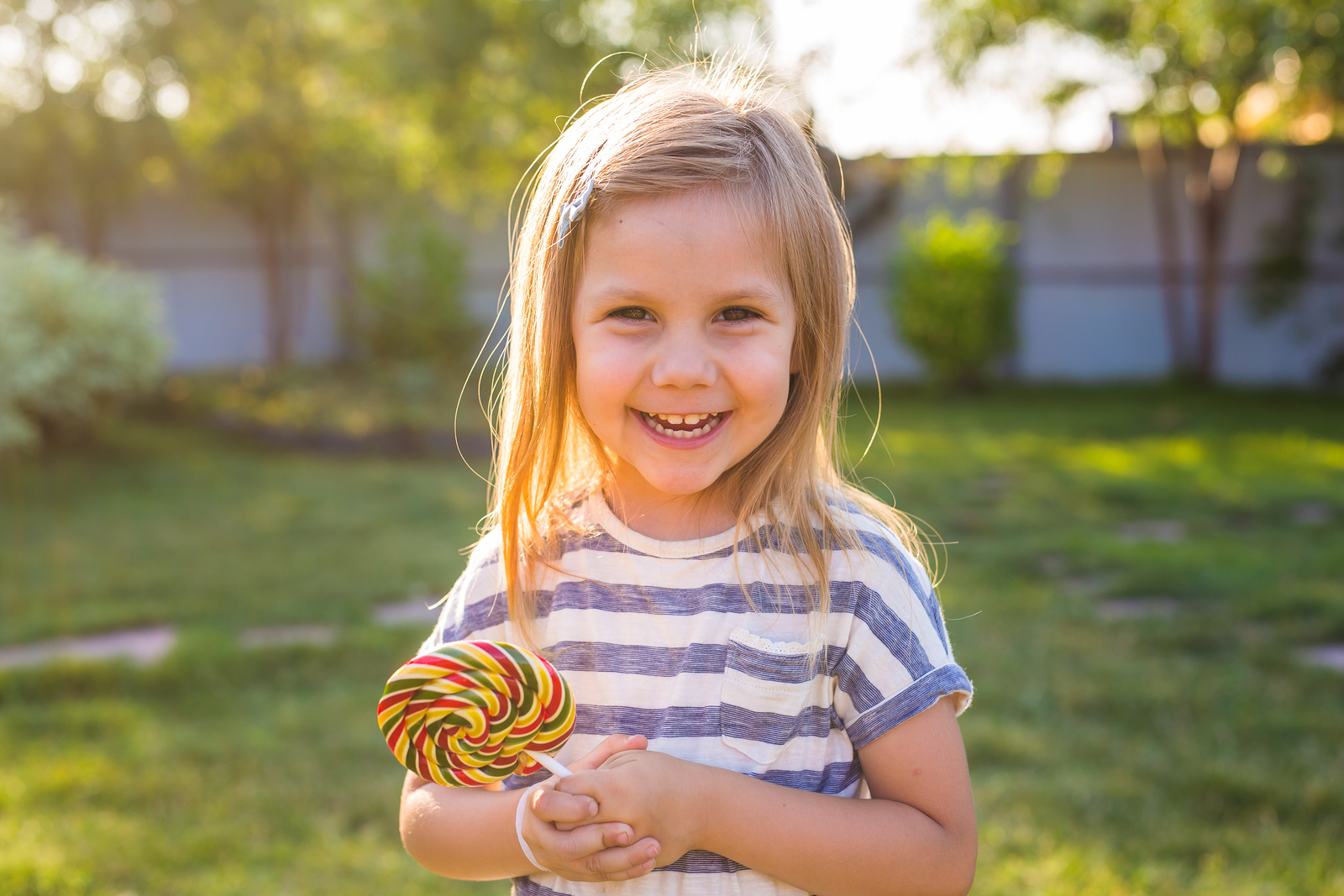 Where do you stand? Should we allow our kids one sugary treat a day?
