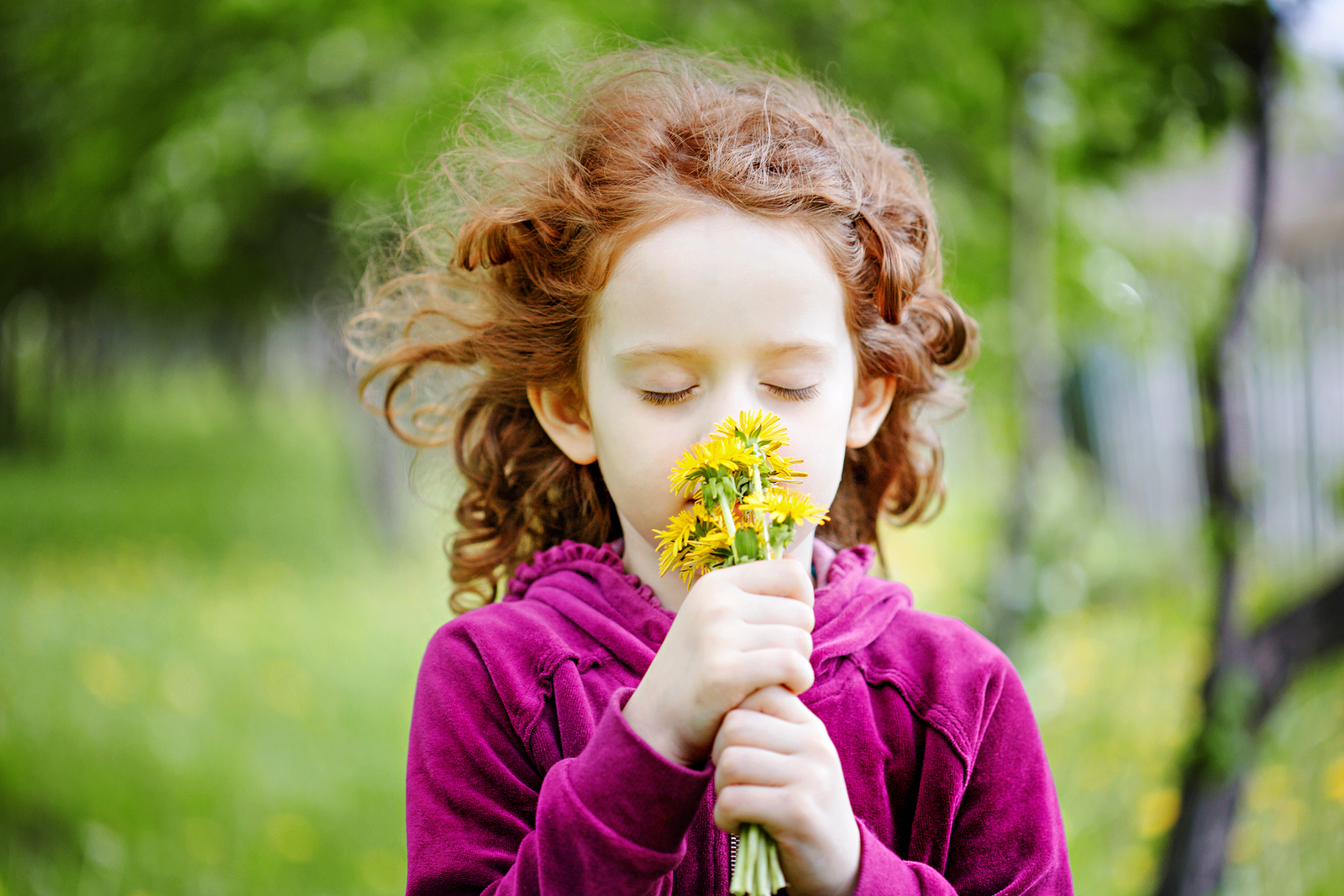 There are many benefits to teaching children about herbs.