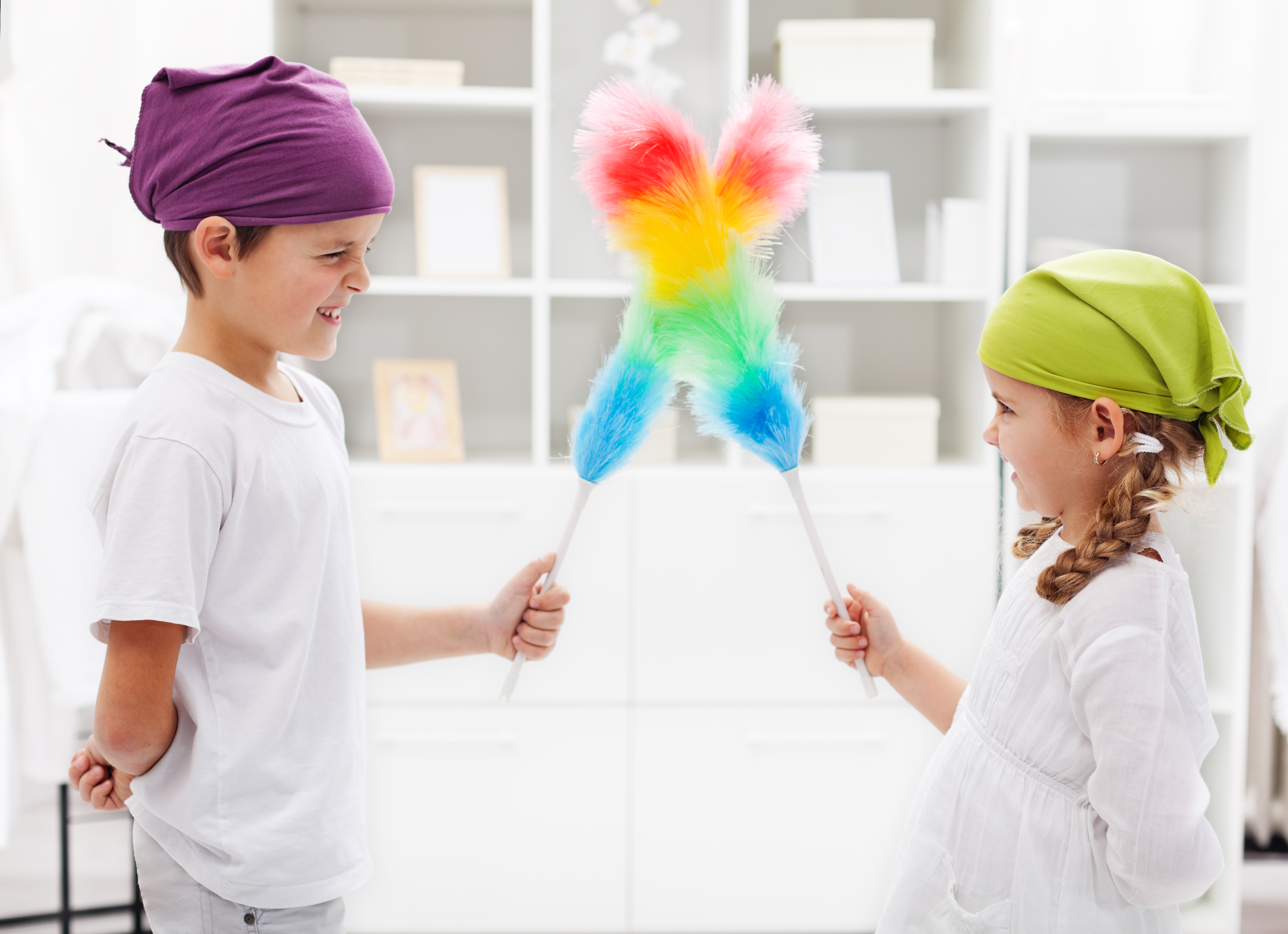Here are the 4 tips to get your kid to clean their rooms, and keep them clean.
