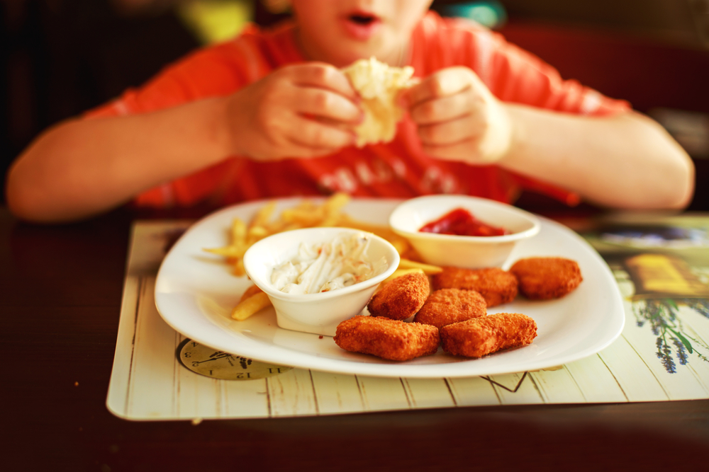 Our children deserve much better than the often nutrient-poor, starch-laden food offerings found on a typical kid's menu.