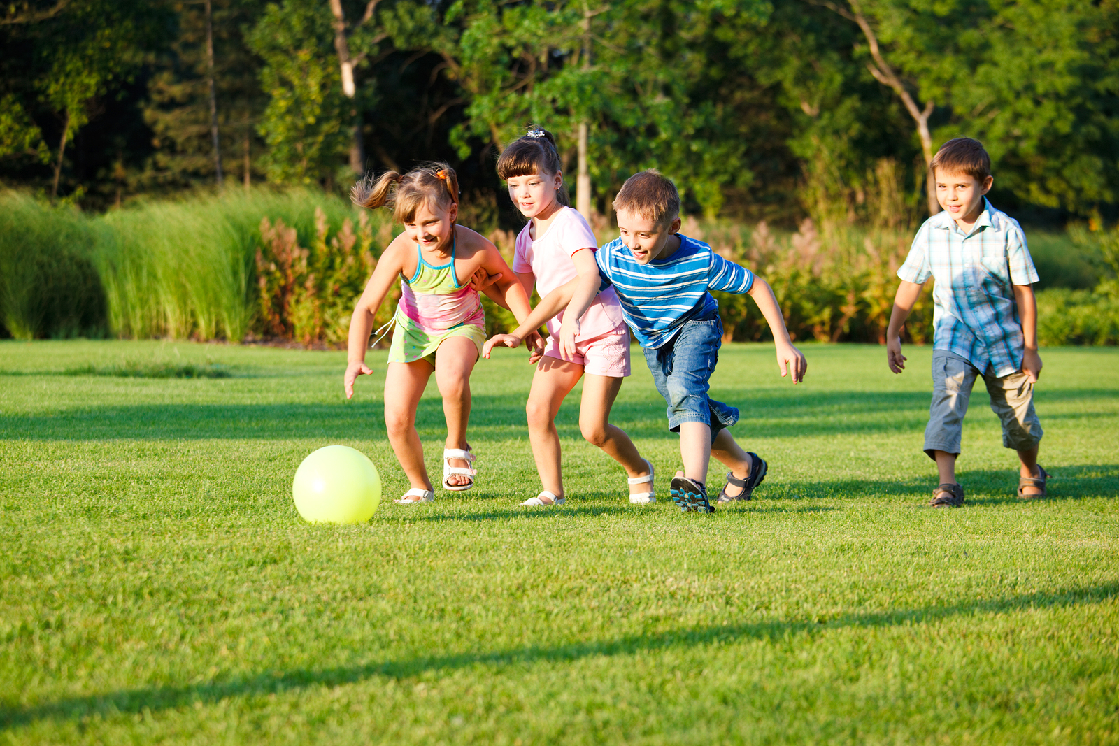 """Play"" is crucial for the healthy development of our children."