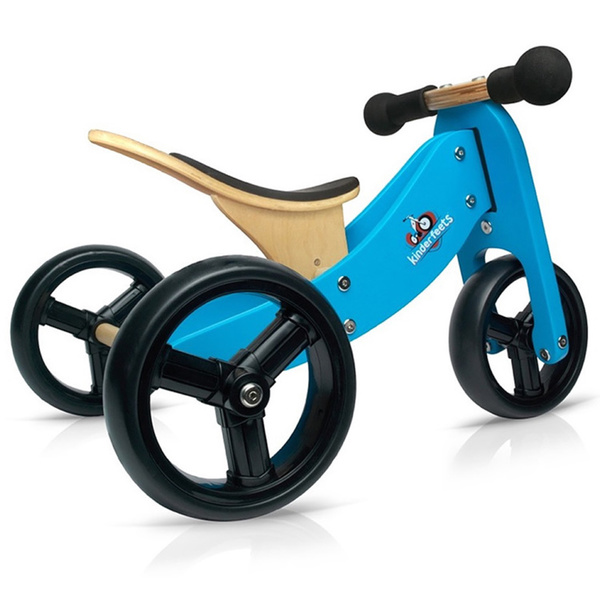 Image of: Kinderfeets TinyTot 2-in-1 Balance Bike and Tricycle