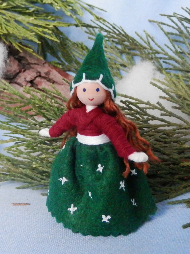 Image of: Kindness Elf Girl