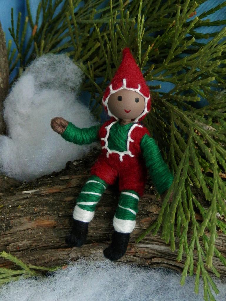 Image of: Kindness Elf Boy