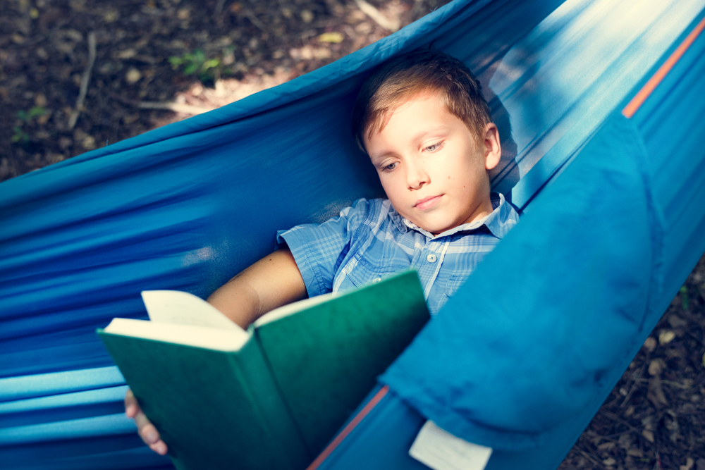 Here are some simple ways to encourage your child to read.