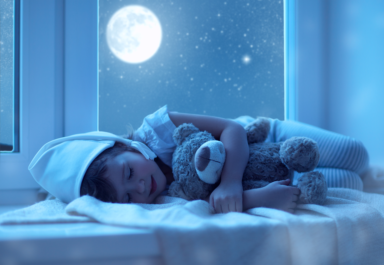 Check out these tips for better bedtime routines.