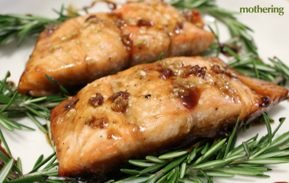 This three-ingredient recipe is one of the easiest salmon recipes on the Internet.