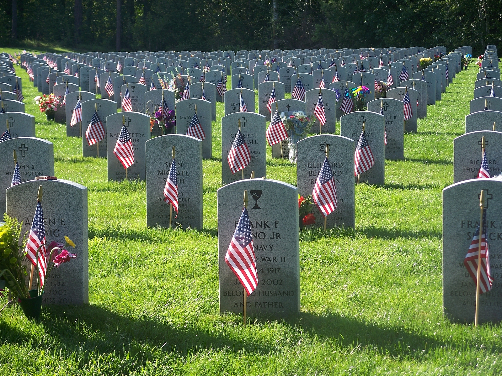 Do you know what Memorial Day really honors? Hint: It's NOT active duty/veteran military members...