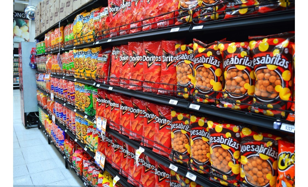 Mexico Leads The Way For Food Labeling