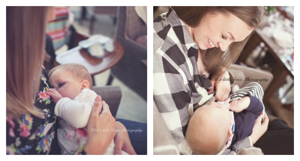 Photographer Wants To Normalize Breastfeeding in Qatar