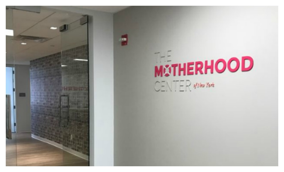 The Motherhood Center of New York is devoted to the mental health of new moms.