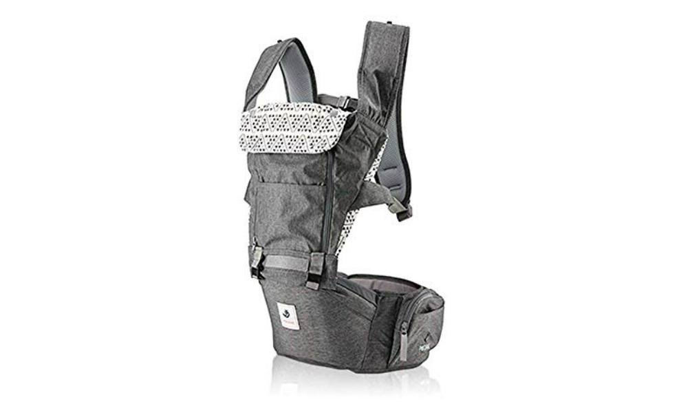 The Pognae is one of our best baby carriers