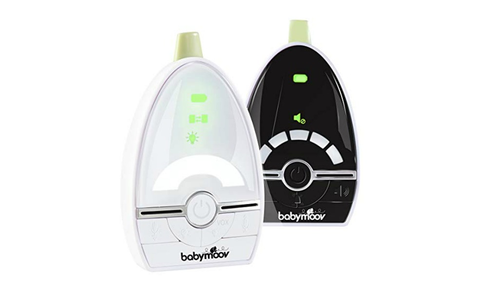 The Babymoov uses didgital green technology to make it one of the best baby monitors