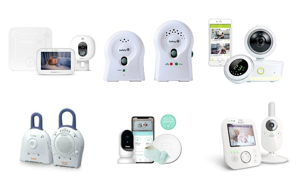 We've found the best baby monitors for every mama's needs