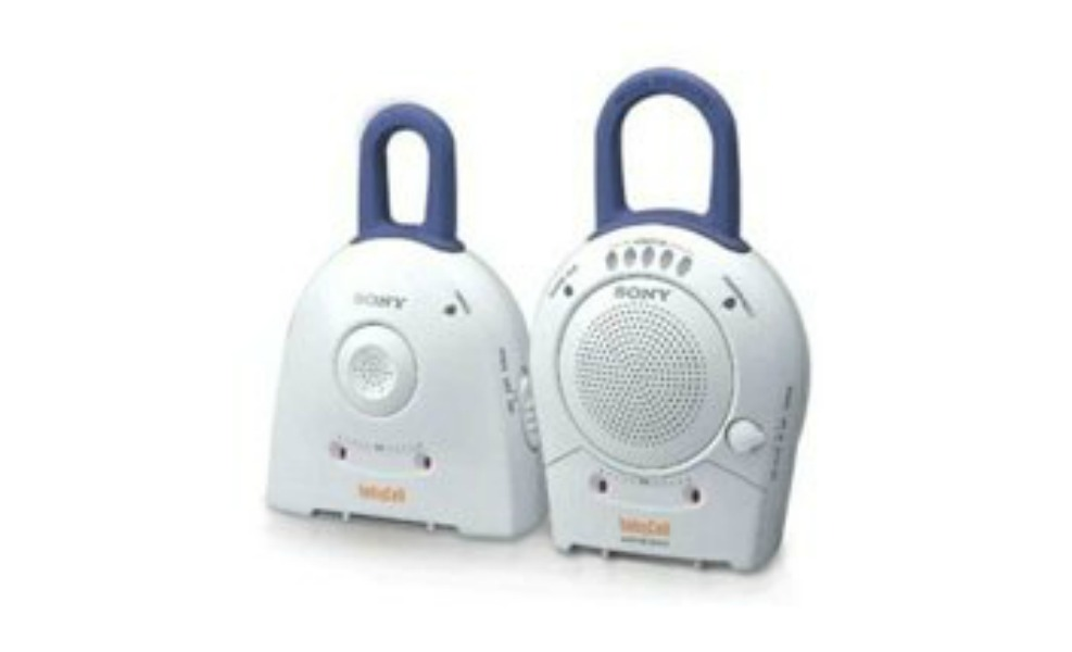 The Sony Babycall is one of our best baby monitors for it's low emission rates