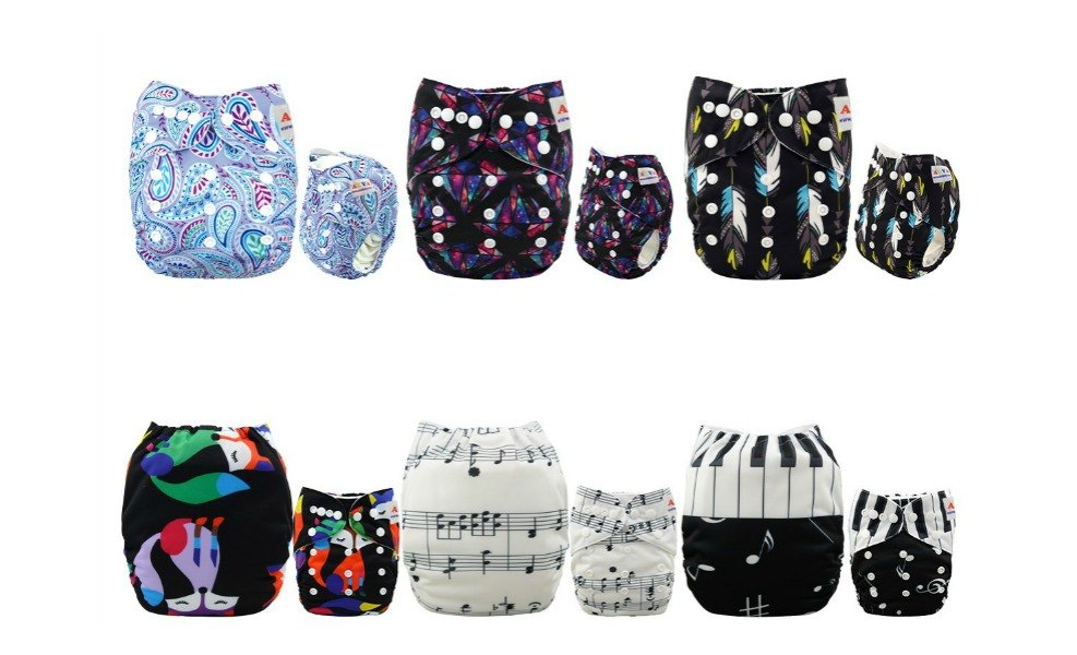 It's a great time to try cloth diapers
