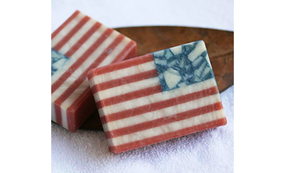 4th of July sales include this olive oil soap