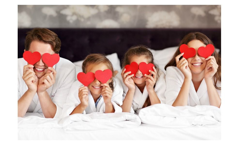 Valentine's Day Ideas for the whole family!