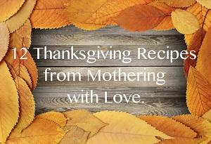 MotheringThanksgivingrecipes