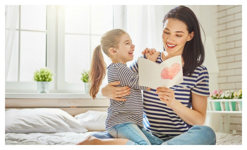 Virtual Mother's Day is still Mother's Day