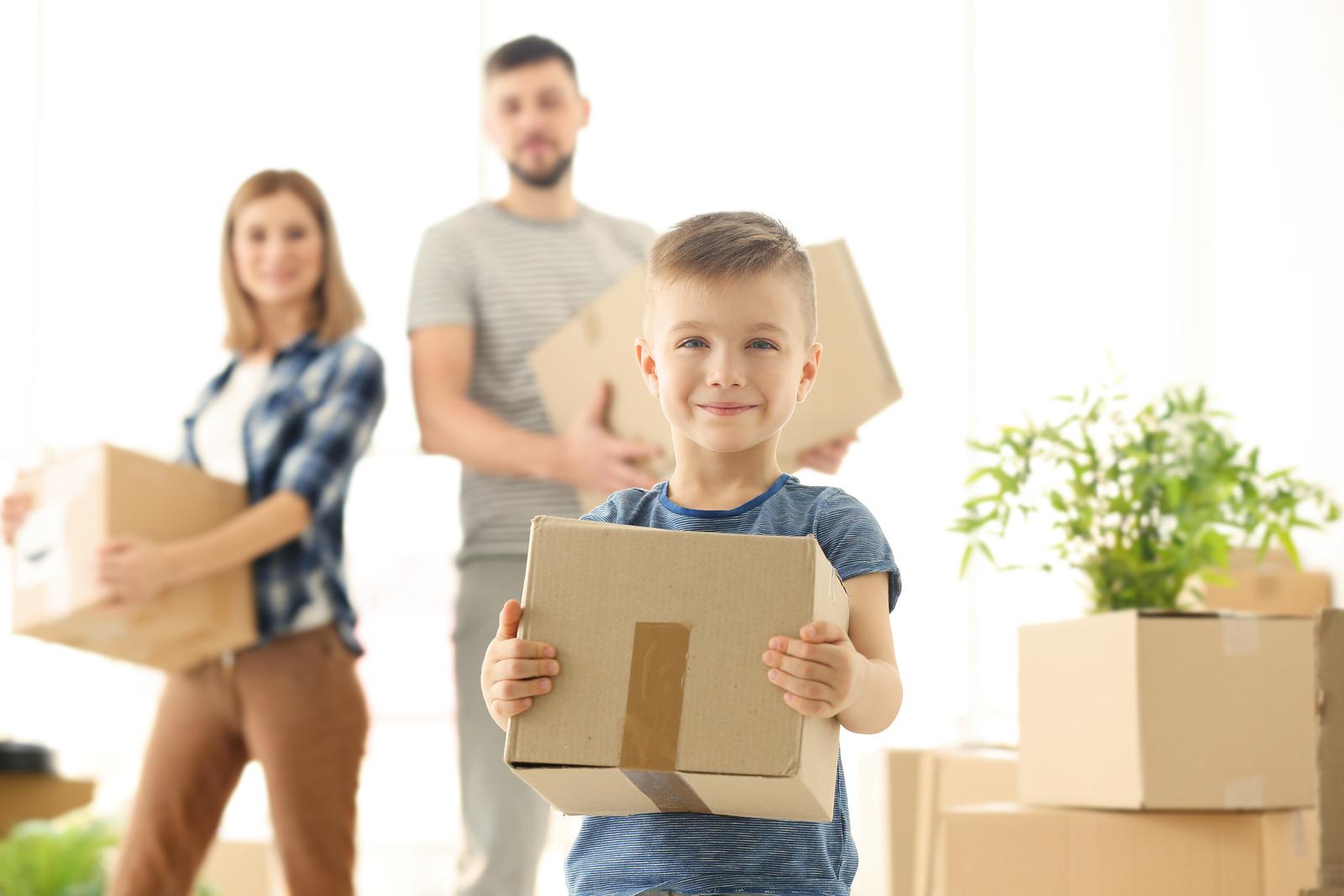 7 Tips To Make Moving Easier On Kids