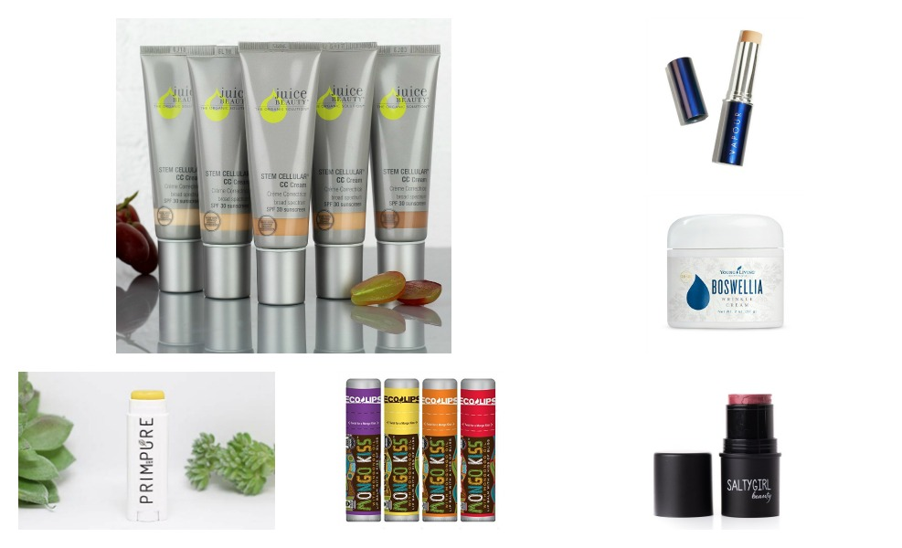 These are the top 10 natural cosmetic products you must have