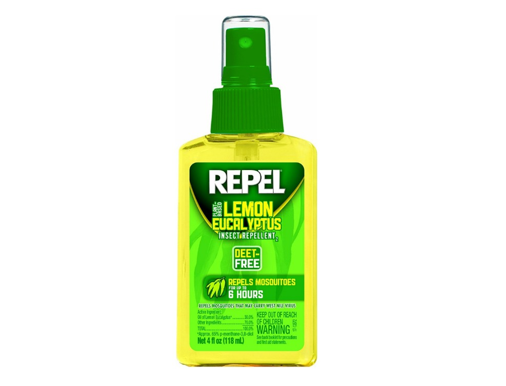 repel works against bugs with lemon eucalyptus
