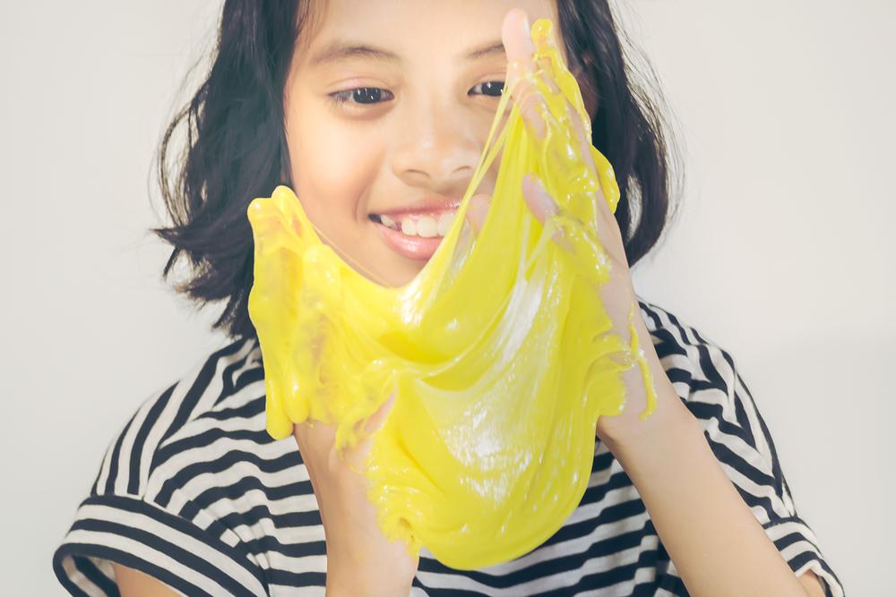 DIY For Kids: Natural Slime Recipes