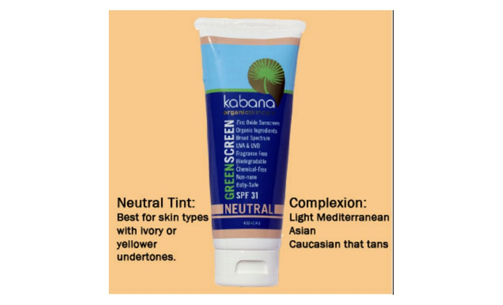 Kabana Suncare is protection for the whole family