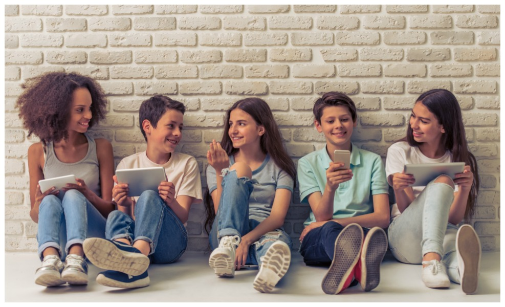 It's not just hormones fueling those teens