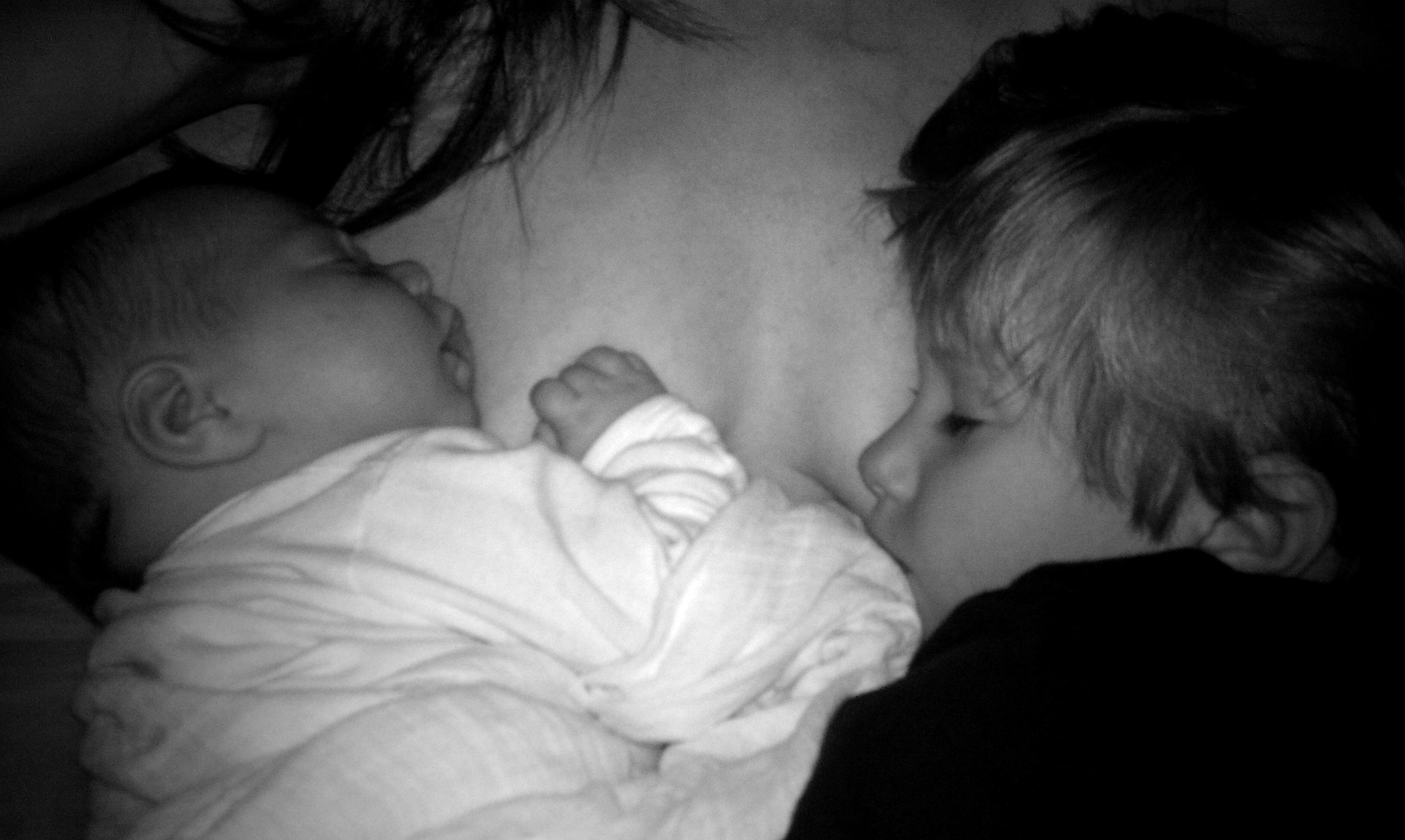How Motherhood Saved My Life