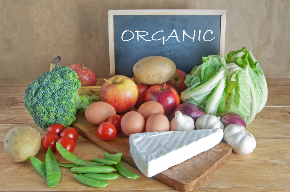 Here are some ways to buy organic food on a budget.