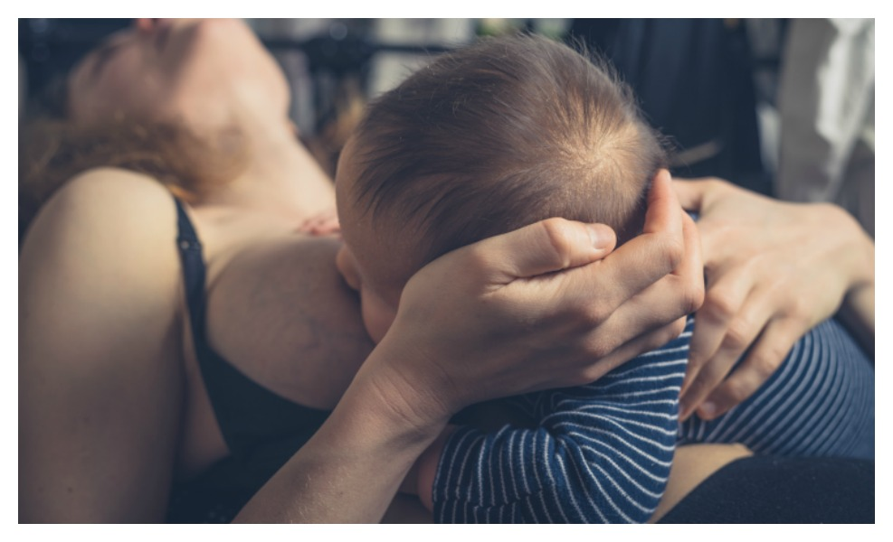 Breastfeeding pain: When it's all right and it still hurts