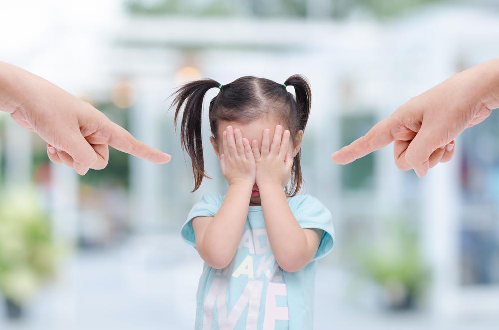 Parental criticism can negatively rewire a child's brain.