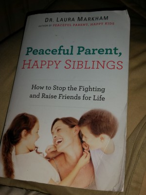 Book Review: Peaceful Parent, Happy Siblings