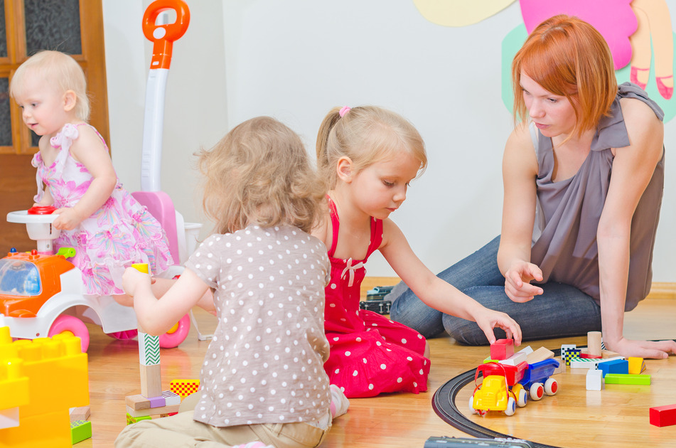 Play Dates Make Me Feel Stressed and Bad About Myself: What's the Alternative?