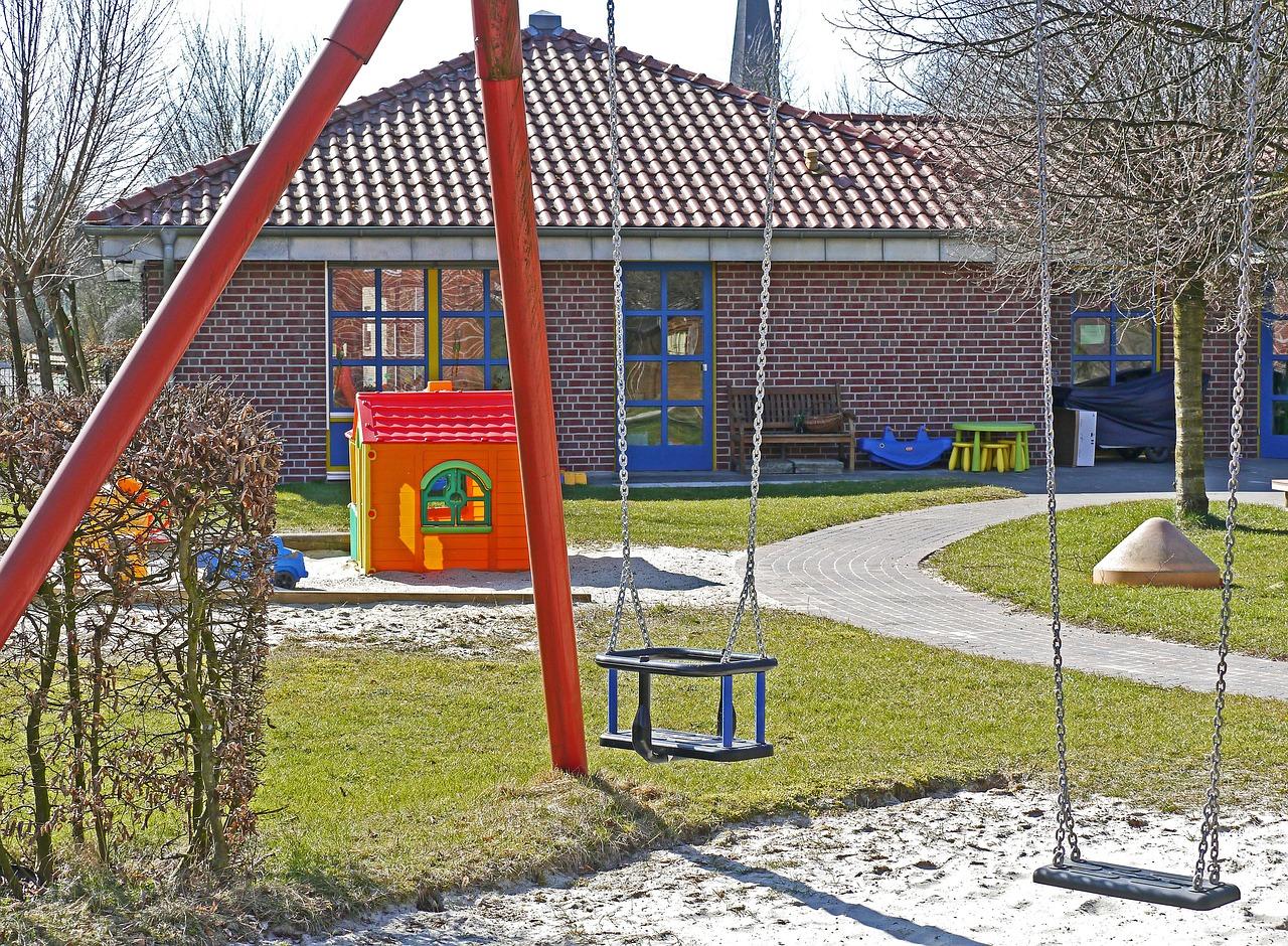 pixabay - daycare center
