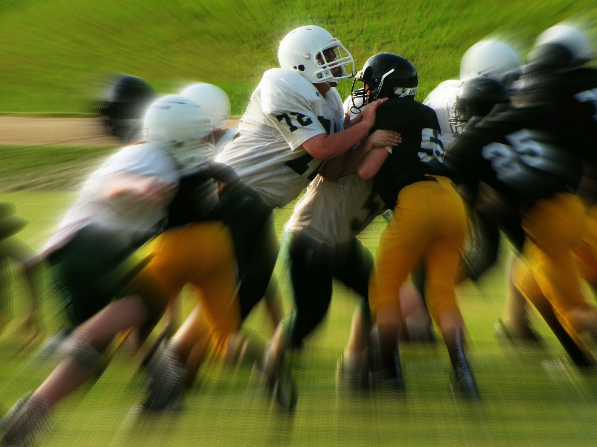 Study: Many Childhood Concussions Go Untreated